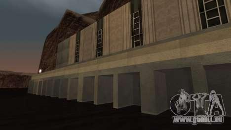Barrage pour GTA San Andreas troisième écran