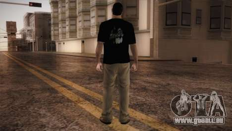 Bowling Player für GTA San Andreas dritten Screenshot