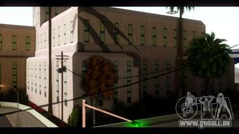 Krankenhaus-und skate-Park für GTA San Andreas her Screenshot