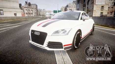 Audi TT RS 2010 Quattro für GTA 4