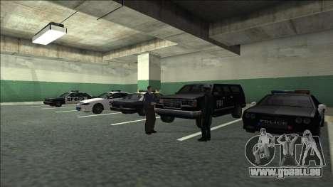 DLC Big Cop and All Previous DLC pour GTA San Andreas dixième écran