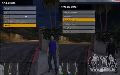 Native Trainer ENT für GTA 5