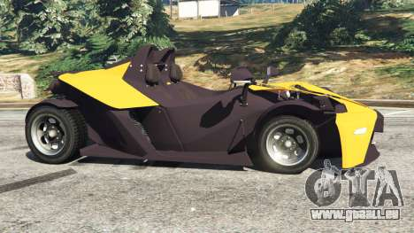 KTM X-Bow [Beta] pour GTA 5