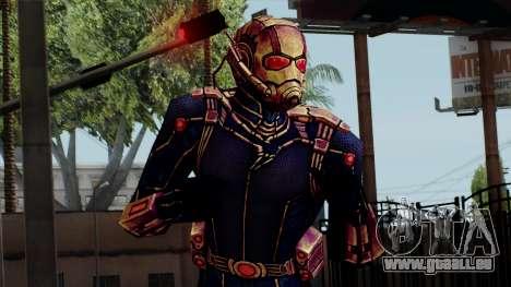 Ant-Man Black für GTA San Andreas