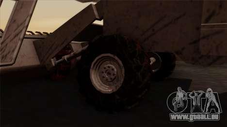 GTA 5 Combine für GTA San Andreas zurück linke Ansicht