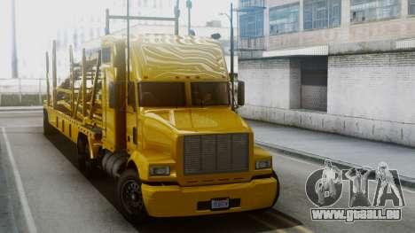 GTA 5 MTL Packer Driving IVF für GTA San Andreas