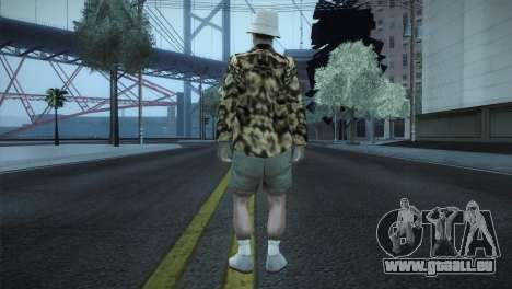 Beach Bum Hmyri pour GTA San Andreas troisième écran