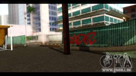 Krankenhaus-und skate-Park für GTA San Andreas elften Screenshot