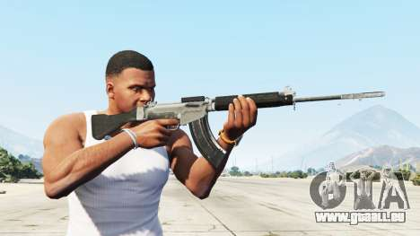 GTA 5 FN FAL