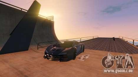 GTA 5 Airport Ramp cinquième capture d'écran