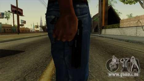 AP Pistol pour GTA San Andreas troisième écran