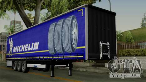 Trailer Krone Profiliner v3 für GTA San Andreas