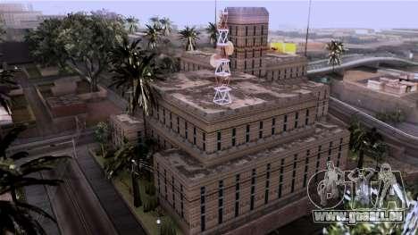 HQ LS Hospital Mipmap 16x pour GTA San Andreas deuxième écran