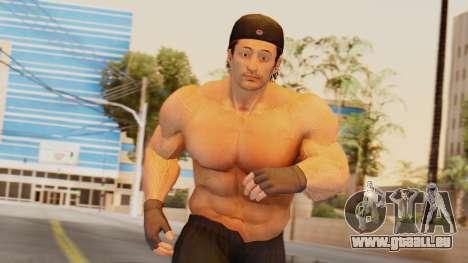 [GTA5] Bodybuilder für GTA San Andreas