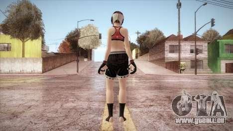 Mila Box pour GTA San Andreas troisième écran