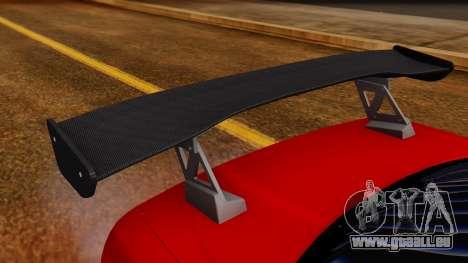Nissan Skyline R34 Drift Monkey für GTA San Andreas Innenansicht