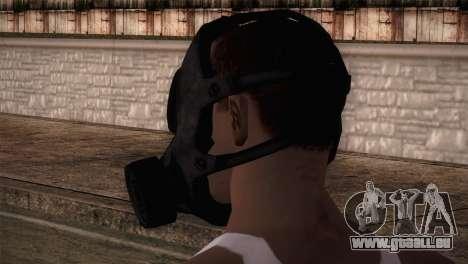 Mascara de Gas für GTA San Andreas zweiten Screenshot