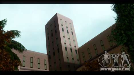 Krankenhaus-und skate-Park für GTA San Andreas fünften Screenshot