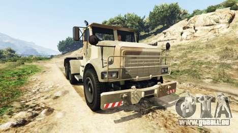 GTA 5 Der Verkehr auf der Straße v1.2.1 zweite Screenshot
