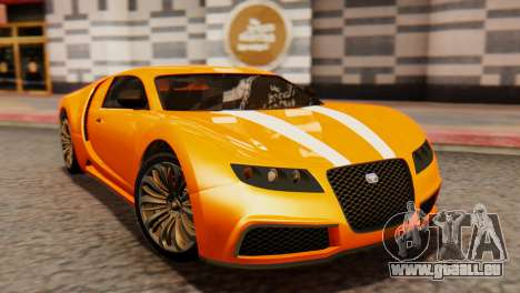 GTA 5 Adder Secondary Color für GTA San Andreas