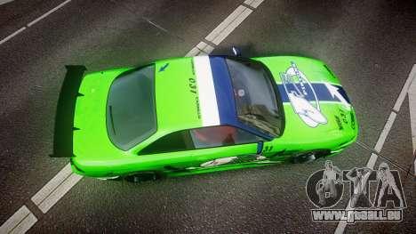 Nissan Silvia S14 JE Pistons für GTA 4 rechte Ansicht
