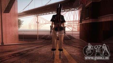 Momiji Kokoro DoA für GTA San Andreas dritten Screenshot
