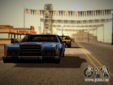 Iceh ENB pour GTA San Andreas troisième écran