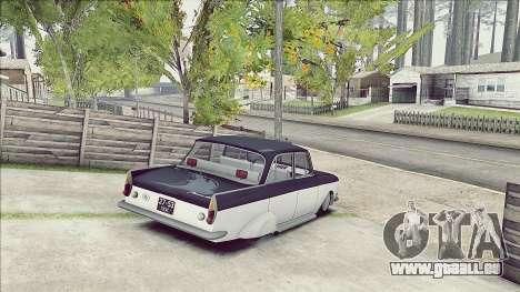 Moskwitsch 408 für GTA San Andreas linke Ansicht