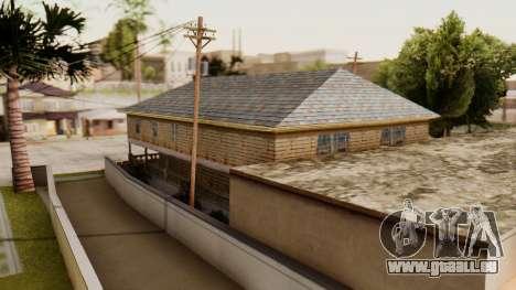 New Interior for CJs House pour GTA San Andreas deuxième écran