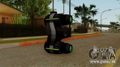 Original HD NV Goggles pour GTA San Andreas