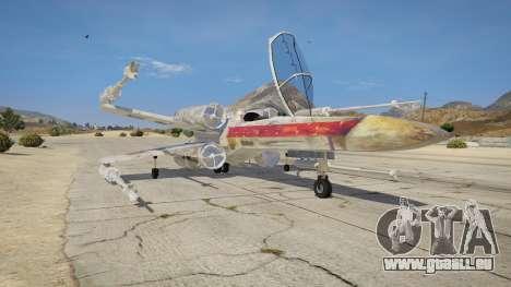 Xwing-Hydra Hybrid pour GTA 5