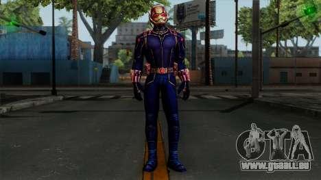 Ant-Man Black pour GTA San Andreas deuxième écran