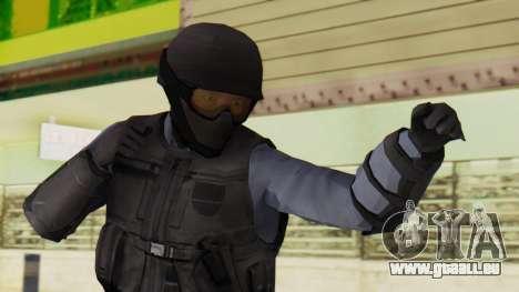 [GTA 5] SWAT pour GTA San Andreas