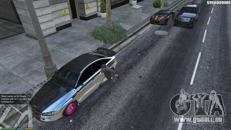GTA 5 Story Mode Heists [.NET] 0.1.4 dritten Screenshot