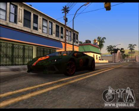 Project 0.1.4 (Medium/High PC) für GTA San Andreas achten Screenshot
