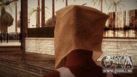 Bolsa pour GTA San Andreas deuxième écran