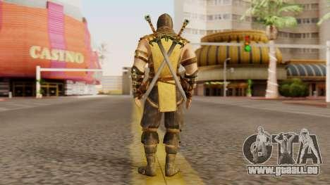 Scorpion [MKX] pour GTA San Andreas troisième écran