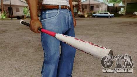 Original HD Bat für GTA San Andreas zweiten Screenshot