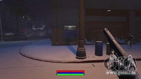 GTA 5 Long Winter 0.2 [ALPHA] sixième capture d'écran