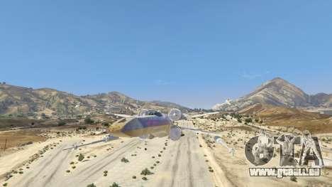 GTA 5 Xwing-Hydra Hybrid fünfter Screenshot