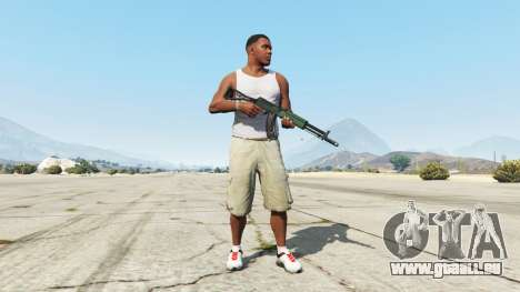 GTA 5 AEK-971 zweite Screenshot