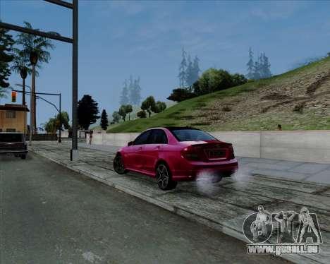 ENB Pizx pour GTA San Andreas deuxième écran