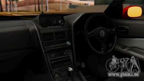 Nissan Skyline R34 Drift Monkey für GTA San Andreas rechten Ansicht