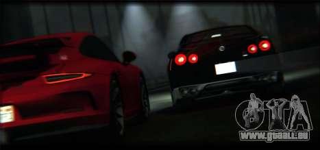 Jungles ENB v 2.5 pour GTA San Andreas sixième écran