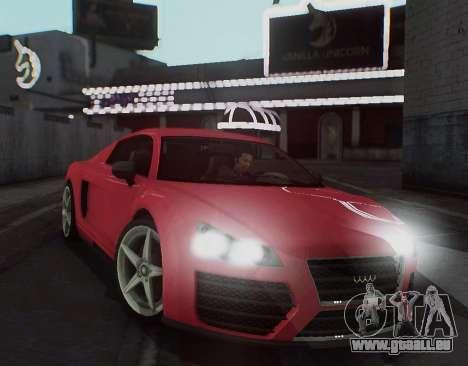 Herp ENB v1.6 für GTA San Andreas her Screenshot
