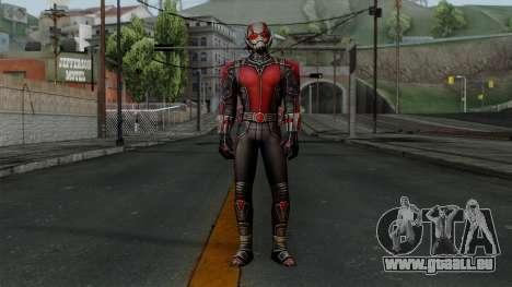 Ant-Man für GTA San Andreas zweiten Screenshot
