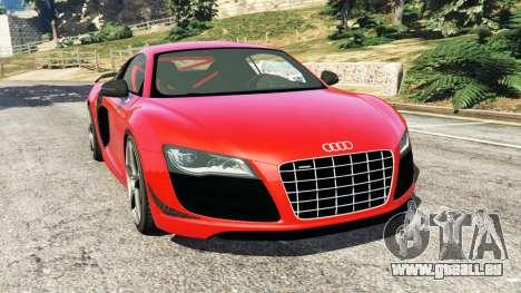 Audi R8 GT 2011 v0.5 [Beta] für GTA 5