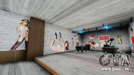 New Bar pour GTA San Andreas quatrième écran