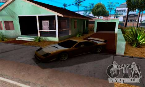 Realistic ENB for Medium PC pour GTA San Andreas