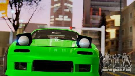Mazda MX-5 BnSports pour GTA San Andreas